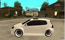 Vw Golf 5 Gti Tuning For Gta San Andreas