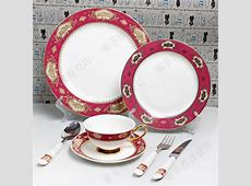 Swing sets western style tableware guzhici lovers