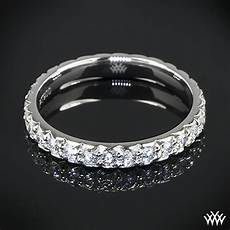custom full eternity diamond wedding ring 32504