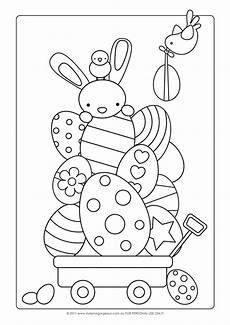 Malvorlagen Ostern Einfach Style Me Gorgeous Free Easter Colour In Page