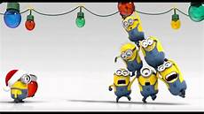 45 minion christmas wallpaper wallpapersafari