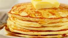 pancakes recipe demonstration joyofbaking com youtube