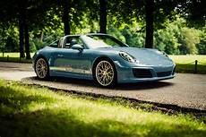 Official 2017 Porsche 911 Targa 4s Exclusive Design