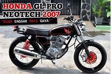 Modifikasi Honda Gl Max by Galeri Modifikasi Honda Gl Max Motorkeren
