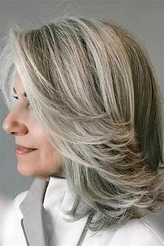 amazing gray hairstyles we southern living