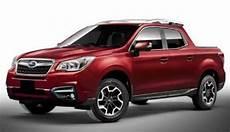subaru baja truck concept review 2019 2020 best trucks