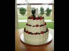 easy diy wedding cake decorations youtube