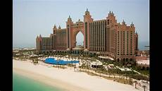 Dubai Atlantis Hotel Area The Palm Jumeirah Hd 2013