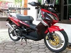 Nouvo Z Modif by Displayer Big Motorcycle Modifikasi Yamaha Nouvo Z 2005