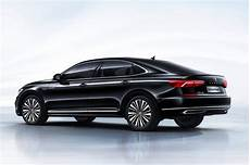 2019 volkswagen passat revealed in china previews u s