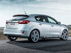 Rendering Next Ford Focus 2018 Cars Co Za