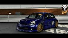 clio v6 forza motorsport 5 renault clio v6