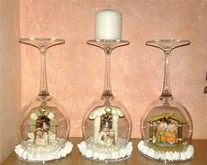 bicchieri per candele presepi nel bicchiere portacandela centrotavola