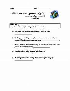 foresman science worksheets grade 3 12557 foresman science grade 3 chapter 3 plants animals lesson 1 quiz
