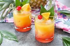 the best mai tai cocktail recipe