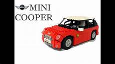 Mini Cooper Lego - lego mini cooper