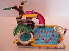 lego friends 41008 la piscine d heartlake city lego r