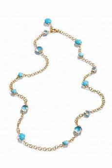 pomellato bologna pomellato turquoise rock necklace oster