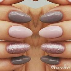nehty almond 30 of the must almond nail designs of 2018