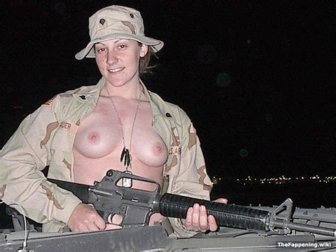 Female Soldier Naked