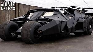 The Dark Knight Trilogy Creating Batmobile Featurette