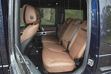 Mercedes G Class Boot Space Size Seats What Car