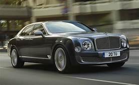 Bentley Mulsanne  Overview CarGurus