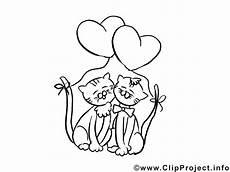 katzen valentinstag ausmalbilder f 252 r kinder kostenlos