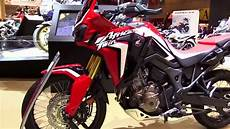 2018 Honda Africa Crf1000l Special Lookaround Le Moto