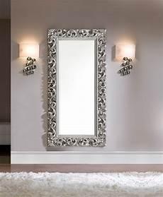 miroir mural miroir mural en gris ou dor laqu design