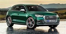 Audi Sq5 Tdi Makes Its Debut With 347 Ps And 700 Nm