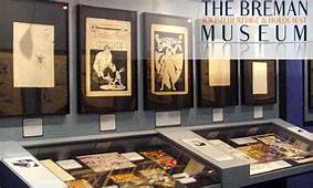 $9 For Two Tickets To Comic Book Exhibit  The Breman
