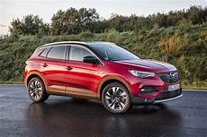 Opel S New Quot Grandland X Quot Takes Two International Road