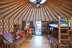 Jurte Selber Bauen - where to stay in a yurt in pacific yurts