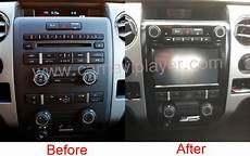 auto repair manual online 2009 ford e150 navigation system aftermarket navigation head unit for ford f 150 2009 2013 aftermarket navigation car stereo