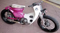Modifikasi Honda Grand by Honda Cub Grand Cub Modifikasi Choppy Cub