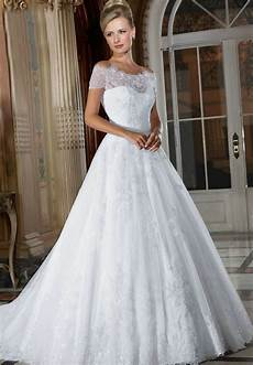 White Wedding Dress Sleeves