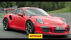 porsche 911 gt3 rs flat out on track car review