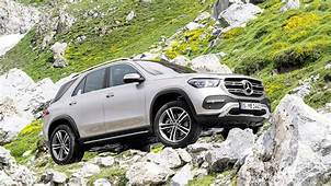 New 2020 Mercedes Benz GLE SUV Puts On Sharper Suit More