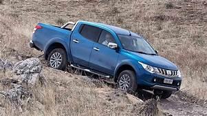2015 Mitsubishi Triton Review  Australian Launch CarsGuide