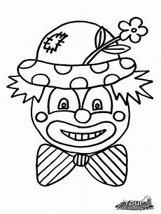 clown faces drawing at getdrawings free