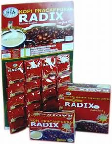 Katalog Produk Hpa Kopi Radix