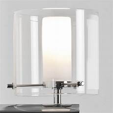 astro 7001237 spare arezzo wall light 0342 outer clear glass shade