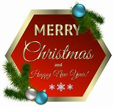 merry christmas decor with ornaments png clipart best web clipart