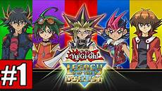 yu gi oh legacy of the duelist walkthrough part 1