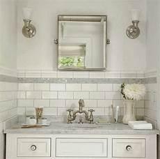 Bathroom Subway Tile Ideas White Subway Tile Bathroom Ideas And Pictures