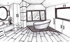 Bathroom Ideas Drawing by Interior Architectural Designs
