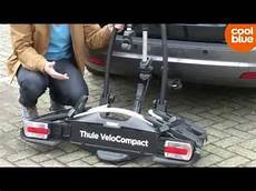 thule easyfold fietsdrager productvideo nl be doovi