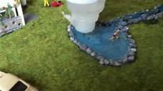 Teich Selber Bauen - meine modelleisenbahn im bau teich fluss bauen