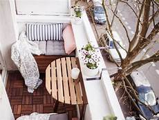 Unser Kleiner Mini Balkon Tipps Einrichten Staufl 228 Che